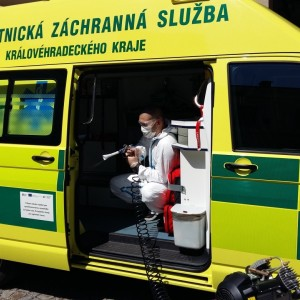 Zdravotnická záchranná služba